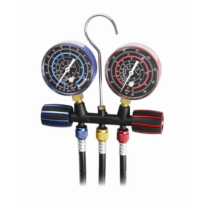 R12,R22,R134a汽車專用錶組